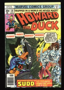 Howard the Duck #20 NM- 9.2