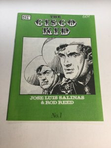 The Cisco Kid Nm Near Mint Jose Luis Salinas Rod Reed 1973