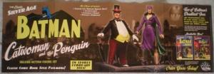 BATMAN CATWOMAN PENGUIN AF Promo poster, 2004, Unused, more in our store