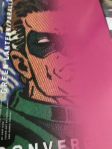 DC Convergence Green Lantern/Parallax #1 Variant Mint