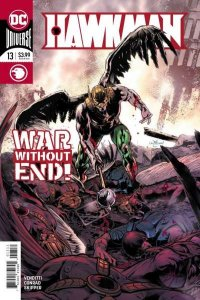 Hawkman (2018 series) #13, NM + (Stock photo)