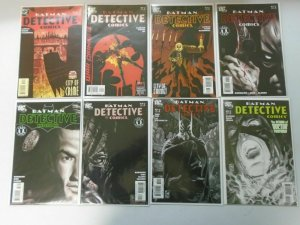 Detective Comics lot 23 different from #801-951 avg 6.0 FN (2005-17)