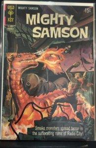 Mighty Samson #16 (1968)