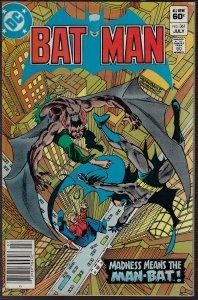 Batman #361 (DC, 1983) FN