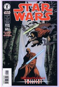 STAR WARS #22, NM+, Twilight, Rick Magyar, Ostrander, 1998, more in store