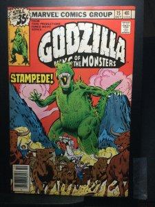 Godzilla #15 (1978)