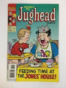 JUGHEAD (1987)60 VF-NM Sep 1994 COMICS BOOK