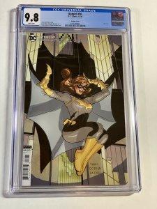 Batgirl 50 Cgc 9.8 Variant Dc Comics
