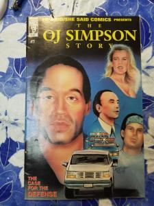 The oj Simpson story