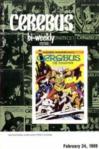 Cerebus Bi-Weekly #7, VF- (Stock photo)