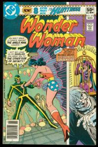 WONDER WOMAN #273 1980-DC COMICS-SOLOMON GRUNDY ISSUE VF