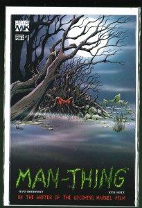 Man-Thing #1 (2004)