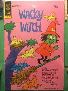 Wacky Witch #15