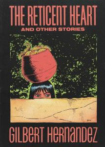 Reticent Heart, the TPB #1 FN; Fantagraphics | save on shipping - details inside