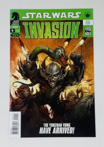 STAR WARS: INVASION #0