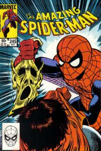Amazing Spider-Man (1963 series) #245, NM- (Stock photo)