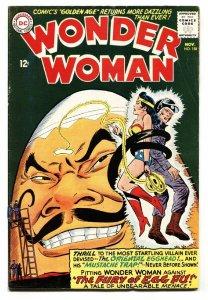 WONDER WOMAN #158 comic book-EGG-FU COVER-fn+