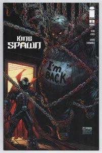 King Spawn #2 Cvr B McFarlane (Image, 2021) NM