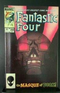 Fantastic Four #268 (1984)