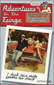 Adventures on the Fringe #4 VF; Fantagraphics | save on shipping - details insid