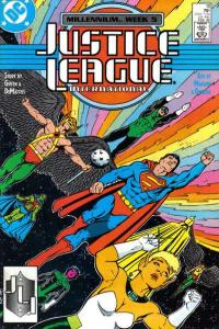 Justice League (1987 series) #10, VF+ (Stock photo)