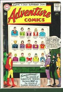 Adventure Comics #311 (1963)