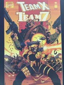 Team X/Team 7 #1 (1996)