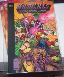 WildC.A.T.S: Compendium #[nn] (Jun 1993, Image)