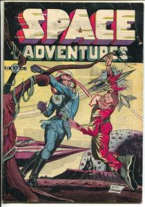 Space Adventures #3 1952-Charlton-Dick Giordano-Vixens of Venus-VG+