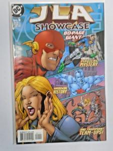 JLA Showcase 80-Page Giant (DC 2000) #1, 8.0/VF - 2000