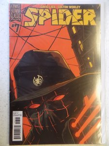 The Spider #7 (2012)