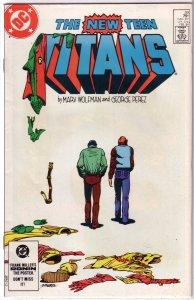 New Teen Titans (vol. 1, 1980 #39 VF Wolfman/Perez