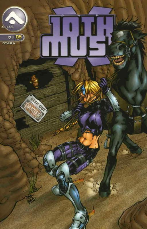 Tenth Muse #5A VF/NM; Alias | save on shipping - details inside