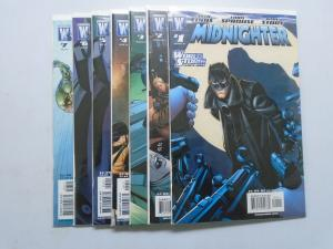 Midnighter (2006) #1-7 Run - 8.0 VF - 2006