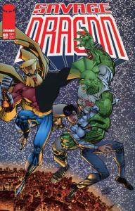 Savage Dragon, The #68 VF/NM; Image | save on shipping - details inside
