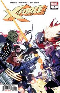 X-Force #8 (Marvel, 2019) NM