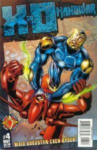 X-O Manowar (1996 series) #4, NM (Stock photo)