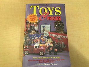 3 Books Boyhood Adventures Fortunes in Formulas Toys and Prices 5th Ed. JKT15