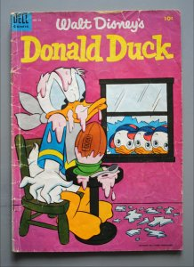 Donald Duck 38 (1940 Dell/Gold Key/Whitman    G/Better  See Actual Photo