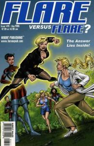 Flare (3rd Series) #26 VF/NM; Hero | save on shipping - details inside