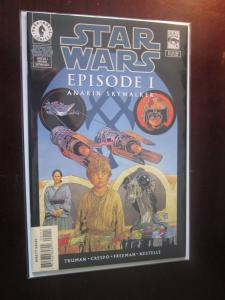 Star Wars Episode 1 Anakin Skywalker #1 - 8.5 - 1999