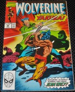 Wolverine #32 (1990)
