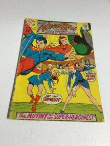 Adventure Comics 368 Vg Very Good 4.0 DC Comics