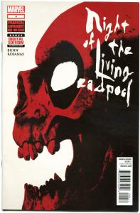 NIGHT of the LIVING DEADPOOL #4, VF/NM, 1st, 2014, Dead, Zombies, more in store