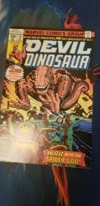 Devil Dinosaur #2 Marvel Comics
