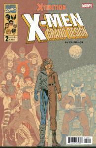 X-Men Grand Design X-Tinction #2 (Marvel, 2019) NM