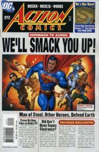 Action Comics (1938 series) #843, NM (Stock photo)