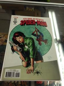 Peter Parker: Spectacular Spider-Man Vol.2 1 Fried Pie Variant Mike Perkins
