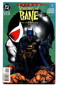 VENGEANCE OF BANE II-BATMAN-HIGH GRADE COPY-KEY ISSUE-1995