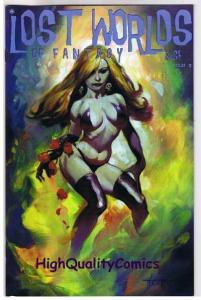 LOST WORLDS of FANTASY #9 Limited, NM, Mike Hoffman, 2003, more in our store